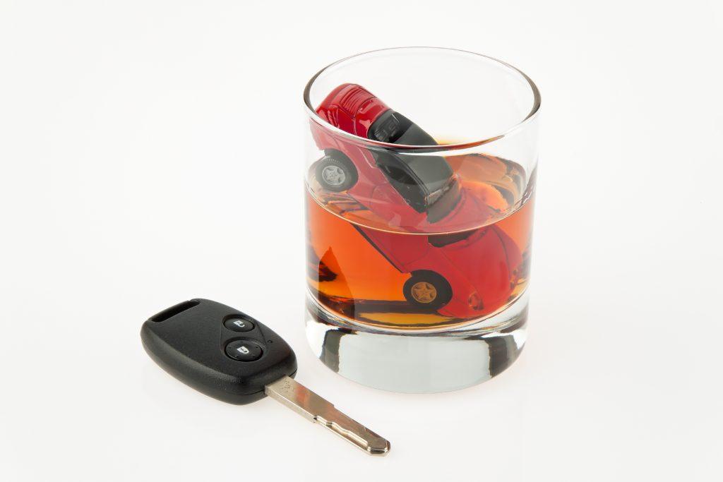 suspension de permis alcool